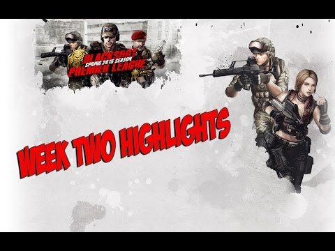 BlackShot Premier League — Spring Season 2015 — Week 2 Highlights