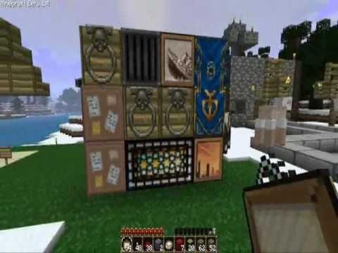 Minecraft   обзор текстур пака Gerudoku PcuKeuKen