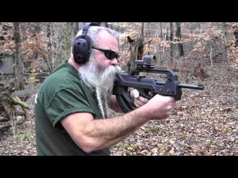 firearms - Exclusively for our YouTube friends, Jeff Quinn ( http://www.gunblast.com ) tests Red Jacket.Firearms' ZK-22 Bullpup conversion for the Ruger 10/22 carbine (...