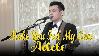 Adele make You Feel My Love (cover) by DEWWI MUSIC ENTERTAINMENT at BALAI SUDIRMAN
