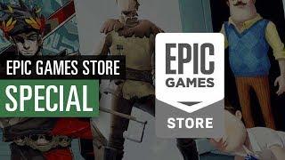 Epic Games Store SPECIAL | Was kann der Shop der Fortnite-Macher?