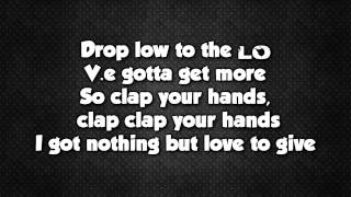 ★Far East Movement★Turn Up The Love (ft. Cover Drive) ~~►Lyrics