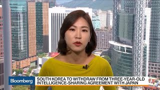 South Korea to End Intelligence Pact With Japan
