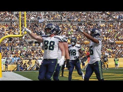Seattle Seahawks vs Pittsburgh Steelers Week 2 2019 Fan Reaction