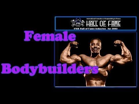 Female Bodybuilders – Bodybuilding Tips To Get Big