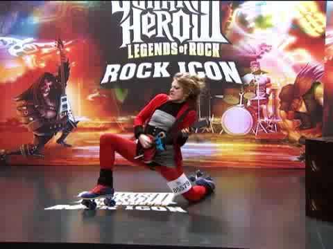 Rock Icon - Guitar Hero 3 ¡¡(UN POCO ATRASADO PERO VALE LA PENA LEERLO)¡¡