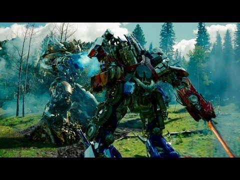 Transformers :  Revenge of the Fallen Forest Battle (1080pVO)