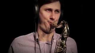 Saksofonistas Tomas Čiukauskas instrumental cover Disclosure - Latch (Feat. Sam Smith)