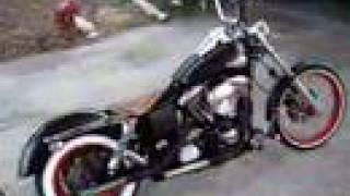 1. My 96 Harley Davidson FXDWG Dyna Wide Glide custom