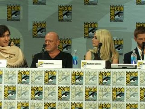 Comic-Con 2014 - Under the Dome Panel: Part 4