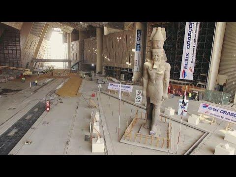 Ένα ιαπωνικό πρότζεκτ για τη συντήρηση των θησαυρών του Τουταγχαμών…