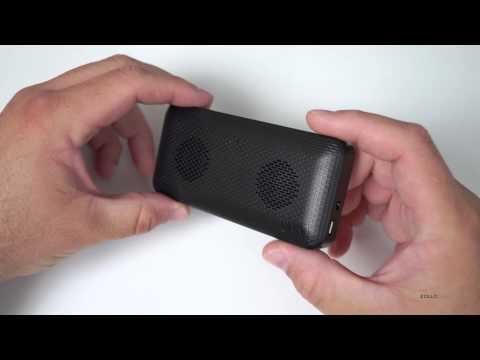 iLUV Portable Bluetooth Speaker