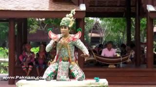 Thai Khon Masked Drama
