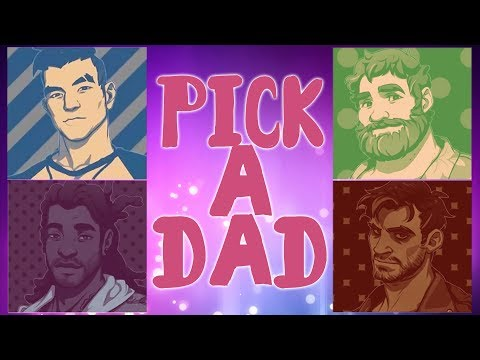CHOOSE THAT DAD | Dream Daddy: A Dad Dating Simulator - Part 4