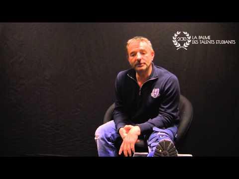 Palme des Talents Etudiants - Jury n°4: Bruno Berberes