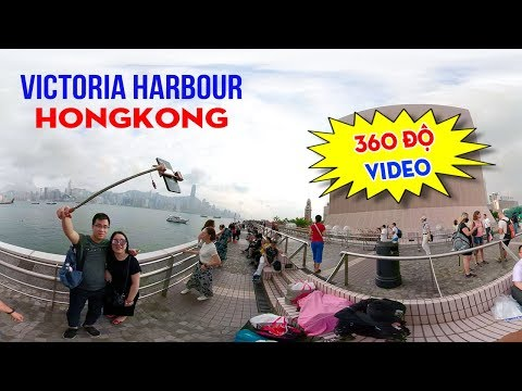 360 VR VIDEO | Vịnh Victoria Harbour: Thiên đường du lịch Hồng Kông - Thời lượng: 2 phút, 47 giây.
