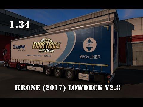 Krone Mega/Coil Liner by Sogard3 v2.9