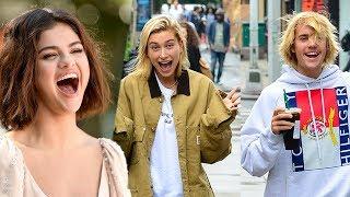 Video Selena Gomez FINALLY REACTS To Justin Bieber & Hailey Baldwin Romance! MP3, 3GP, MP4, WEBM, AVI, FLV Juni 2018