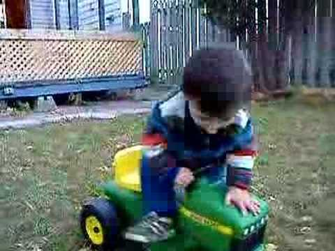 tonkaboy74 - watch as my son explores his physical limits.