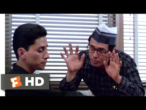 Stand And Deliver (1988) - Finger Man Scene (1/9) | Movieclips