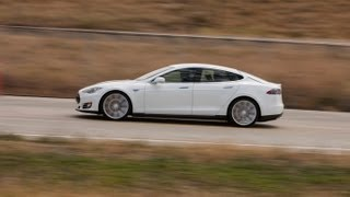 2012 Tesla Model S First Drive Video -- Inside Line