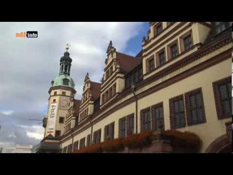 Leipzig-Doku: ZDF Doku - Das neue Leipzig - Hip und cool in alten Bauten (2013)