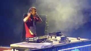 David Guetta - Live in Concert - Košice 11.5.2011