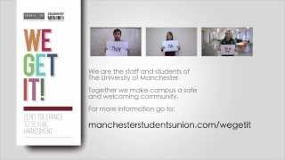 We Get It - The University of Manchester