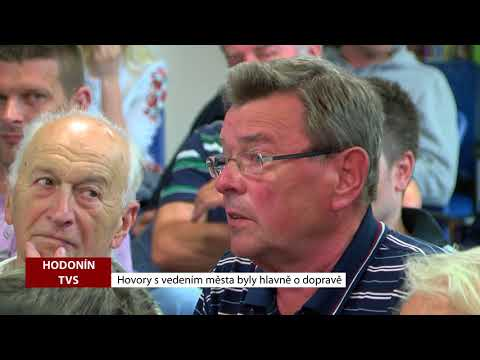 TVS: Deník TVS 18. 5. 2018