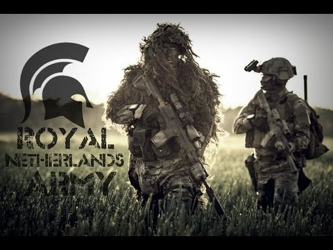 "Royal Netherlands Army | ""Now Or Never"" 