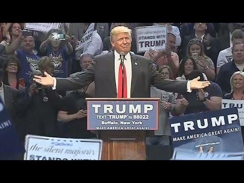 ΗΠΑ: Μεγάλη νίκη Τραμπ στη Νέα Υόρκη- Μικρή υπεροχή Κλίντον έναντι Σάντερς