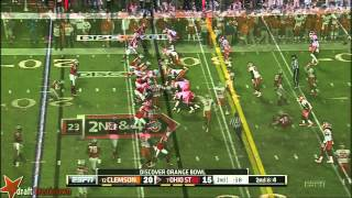 Stephone Anthony vs Ohio State (2013)