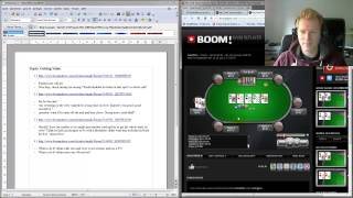 Grinding It UP! Day #40 - Anniversary Poker Talk Episode