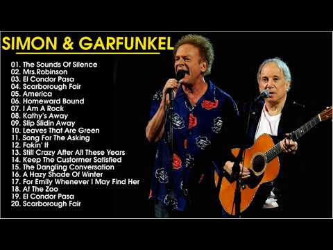 Video Simon & Garfunkel  Greatest Hits- Top Best Songs Of Simon & Garfunke download in MP3, 3GP, MP4, WEBM, AVI, FLV January 2017