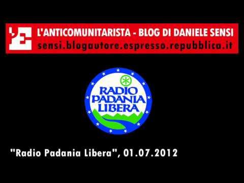 L'Italia perde, Radio Padania esulta