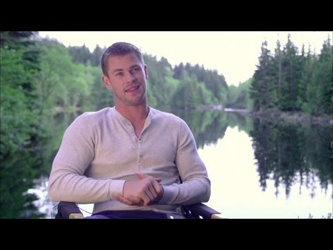 Chris Hemsworth \'The Cabin in the Woods\' Interview