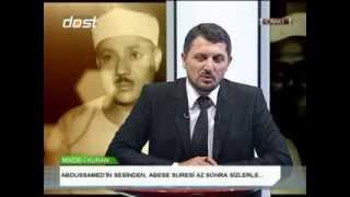 Abdussamed'i Anma Programı