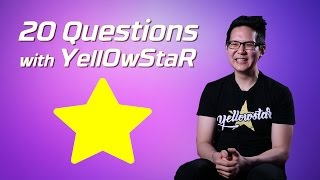 TeamSoloMid YellowStar 20 Questions