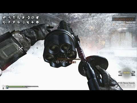 cod - My favourite weapon for Chaos mode - MK32 War Machine. Active rushing playstyle class for loads of kills and more teeth! 1000 Combo http://youtu.be/tEh9FqaDPd0 Click to Subscribe! http://tinyur...