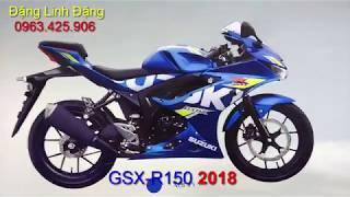 7. SUZUKI GSX R150 2018