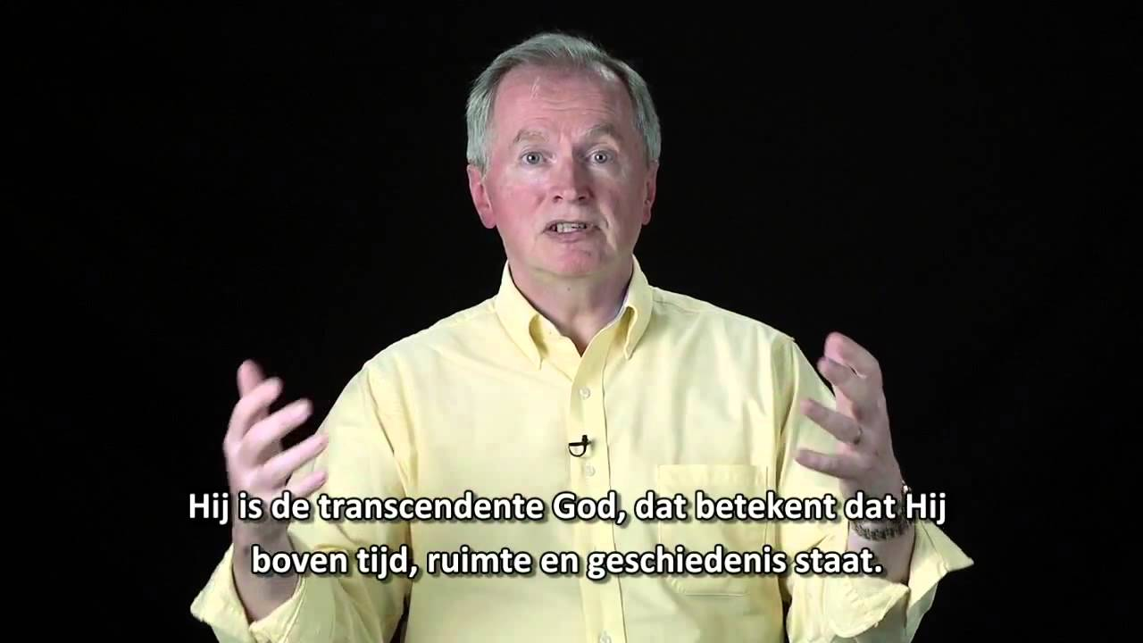 NCC 2 – Wie is God?