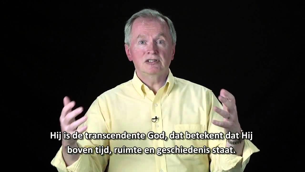 NCC 2 – Wie is God?