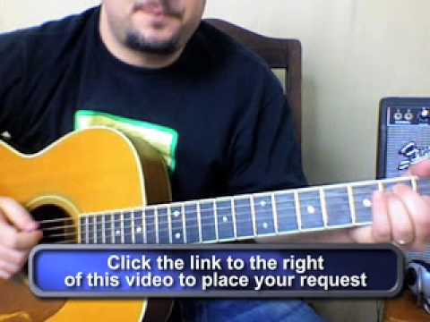 Guitar Lessons – Upside Down by Jack Johnson – cover tutorials Beginners