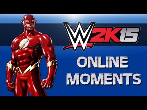 WWE 2K15 Next Gen Ep. 4 - Flash Vs Reverse Flash! (Submission)