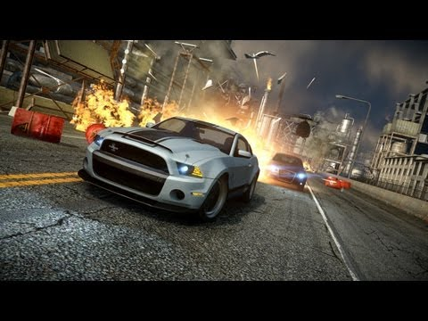 0 Need For Speed: The Run  Official Trailer 1 | Directed By Michael Bay