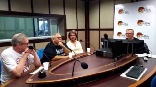 Presidentes da ADUFRGS, ADURN e APUB participam do programa Esfera Pública da Rádio Guaíba - 28/07/2017