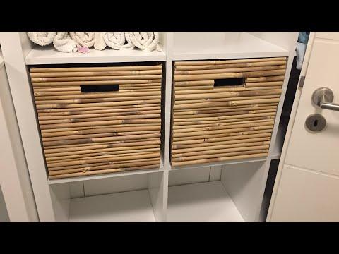 DIY- Regal Korb selber bauen für 0€ - Wäschekorb- Ikea Regal - Korb