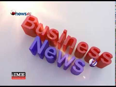 (BUSINESS TODAY_2074_10_03 - NEWS24 TV  18 minutes.)