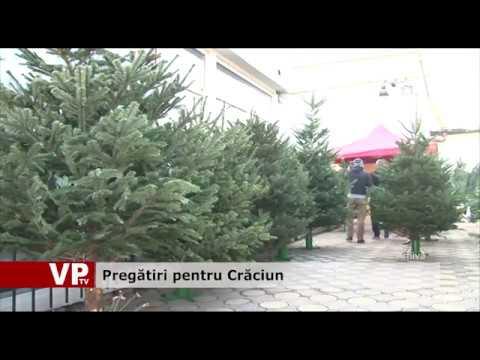 Pregătiri pentru Crăciun