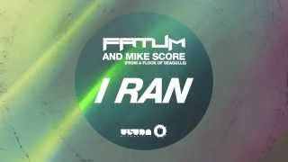 Fatum with Michael Score from A Flock Of Seagulls - I Ran (Cover Art)